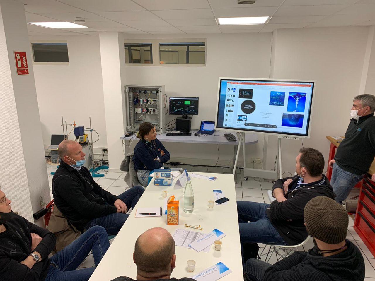 SBV Training - Smart Brine Viewer Training