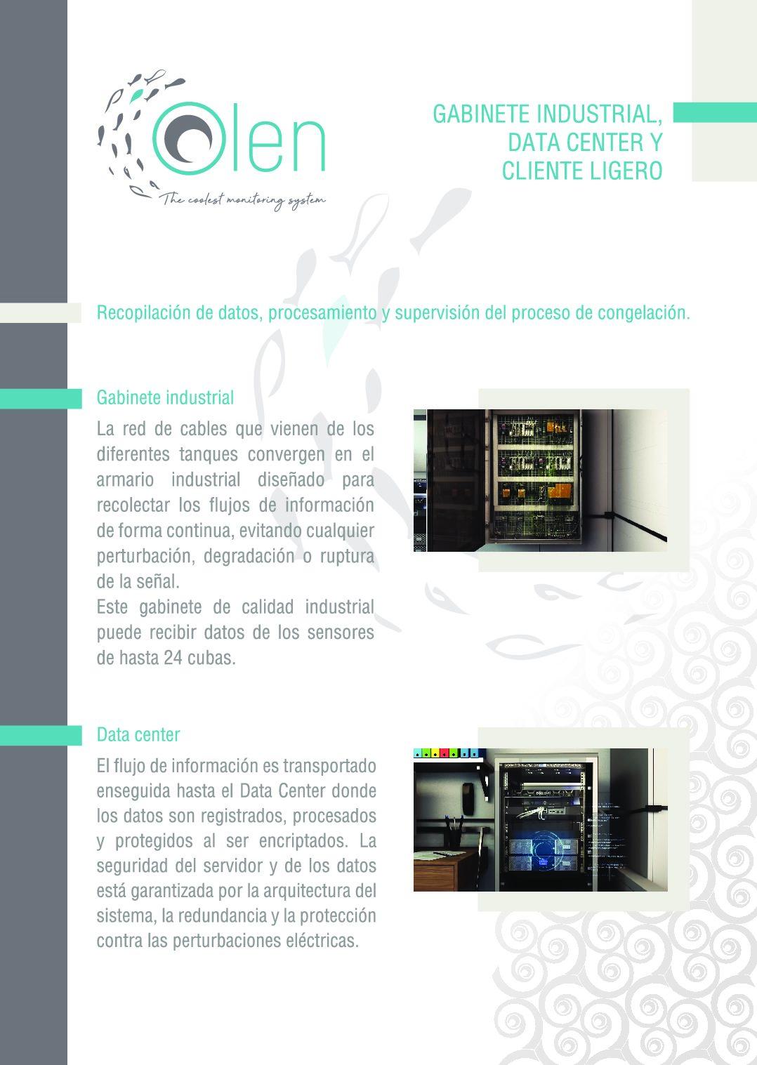 ARMOIRE INDUSTRIELLE DATA CENTER ET CLIENT LEGER ESP DEF pdf - Productos