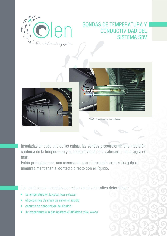 SONDES DE TEMPERATURE ET DE CONDUCTIVITE ESP DEF pdf - Productos